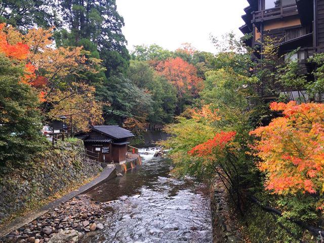 熊本県・黒川温泉
