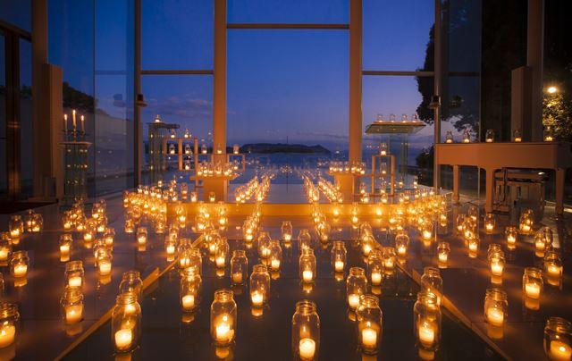 長崎ハウステンボス「光の教会」