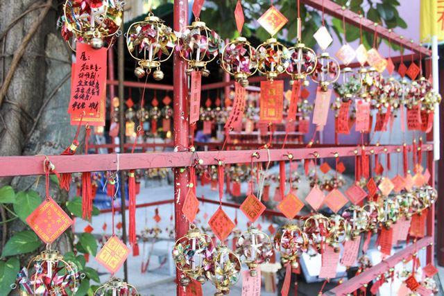 世界遺産の街 マカオ 媽閣廟