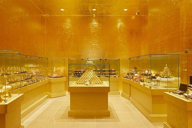 長崎ハウステンボス 黄金の館