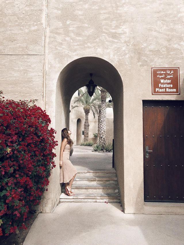 ドバイ bab Al Shams Desert Resort&Spa(バブ アル シャムス デザート リゾート アンド スパ)