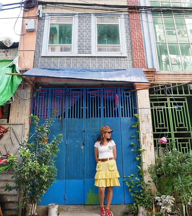 ミャンマー ヤンゴン ダウンタウン