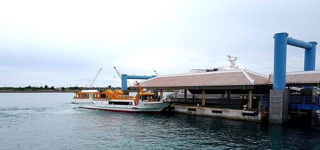 沖縄 石垣港 離島ターミナル