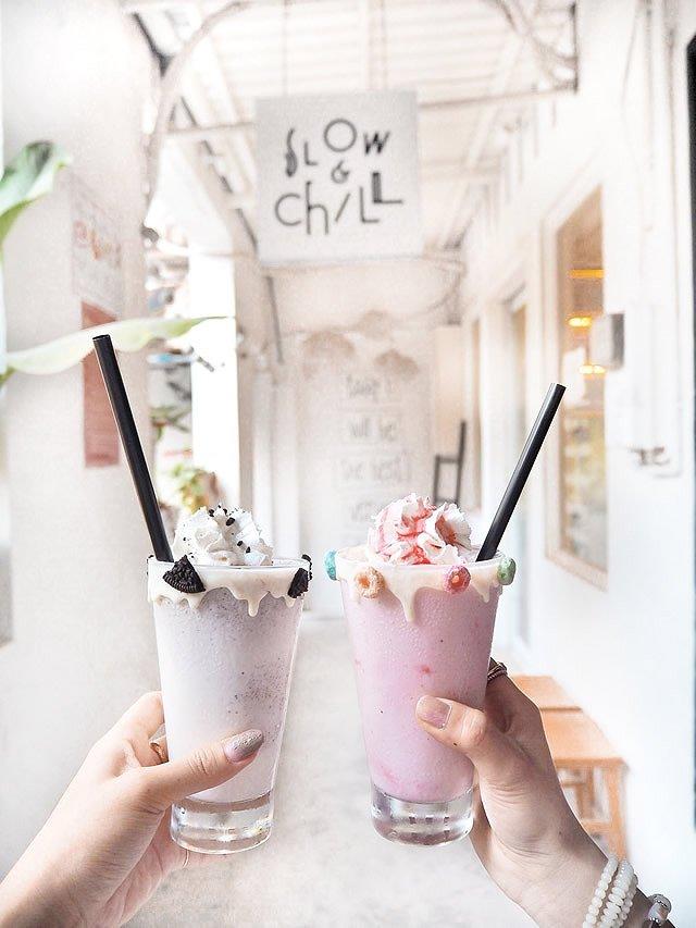 ベトナム・ホーチミン カフェ「Slow&Chill Coffee」