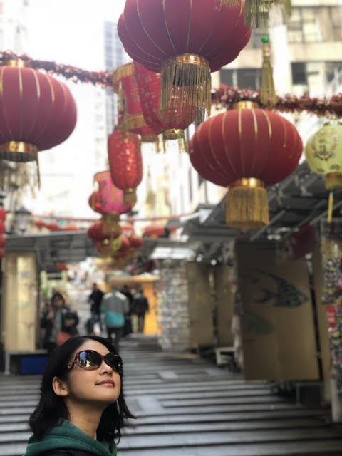 香港 ポッティンジャーストリート