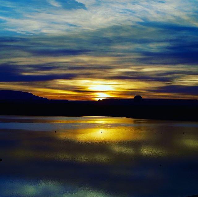 アメリカ パウエル湖