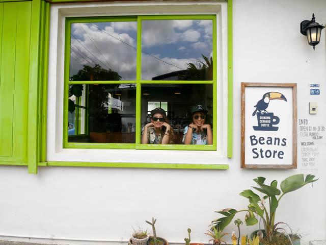 沖縄 港川ステイツサイドタウン「OKINAWA CERRADO COFFEE Beans Store」