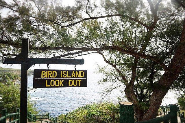 サイパン北部フォトスポット「Bird Island」