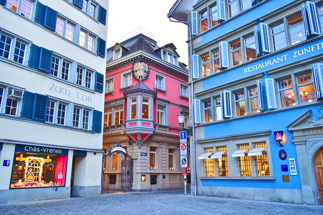 チューリッヒ スイス