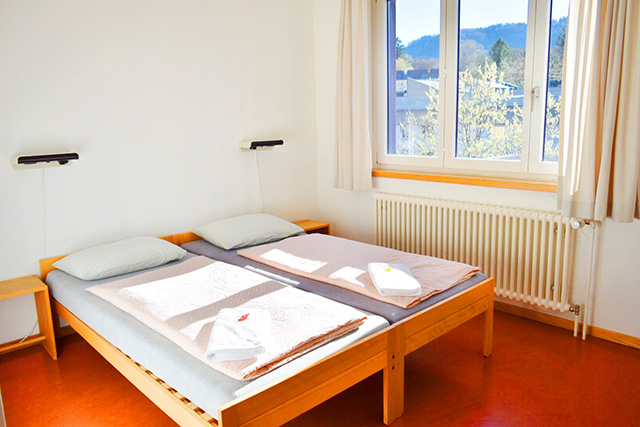 Zurich Youth Hostel スイス