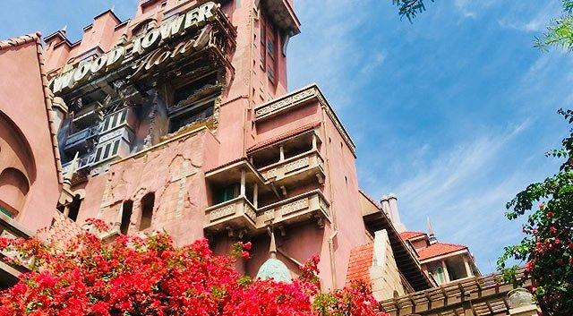 フロリダ ウォルト・ディズニー・ワールド・リゾート ハリウッドスタジオ「トワイライトゾーン・タワー・オブ・テラー」