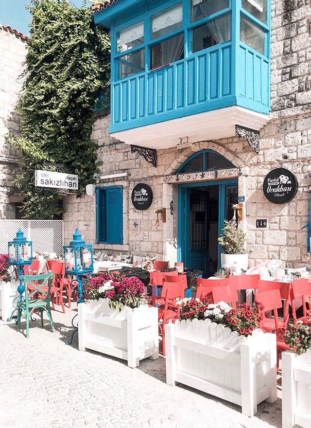 アラチャト カフェ トルコ