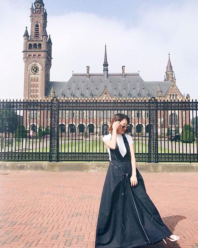平和宮 オランダ