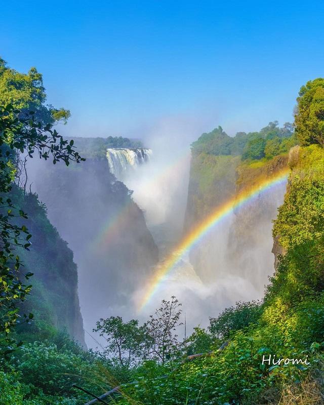 ヴィクトリアの滝の画像 p1_18