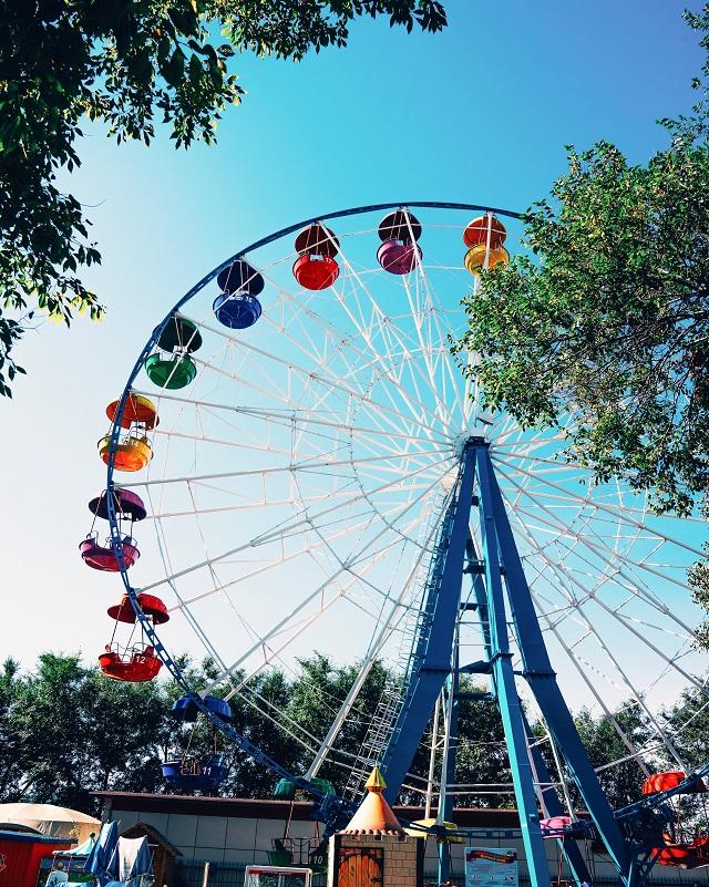 カルセリ遊園地