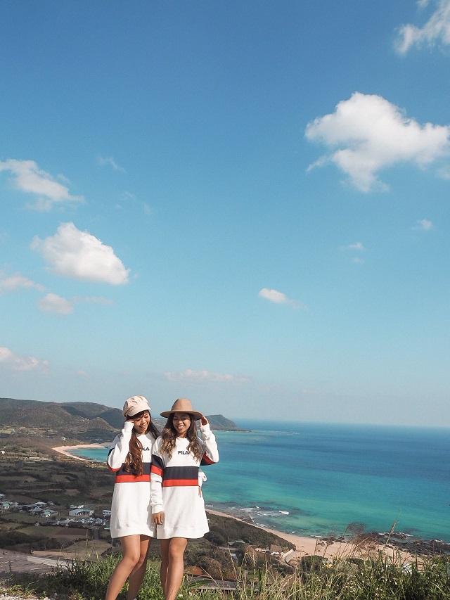 奄美大島 2つの海が見える場所