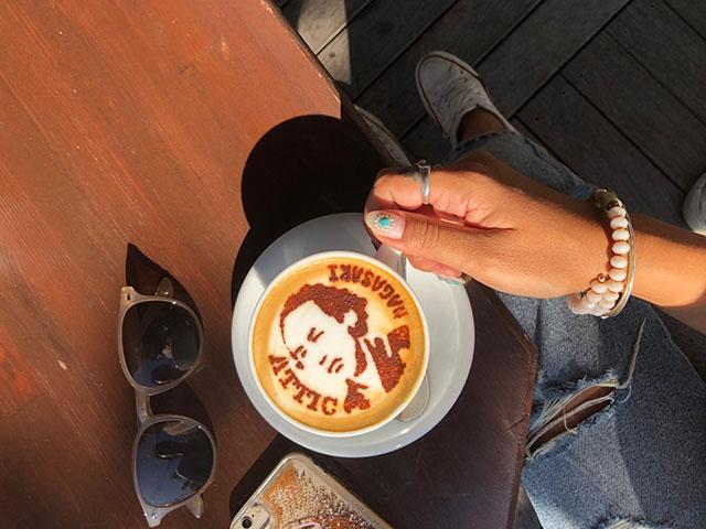 Attic coffee second