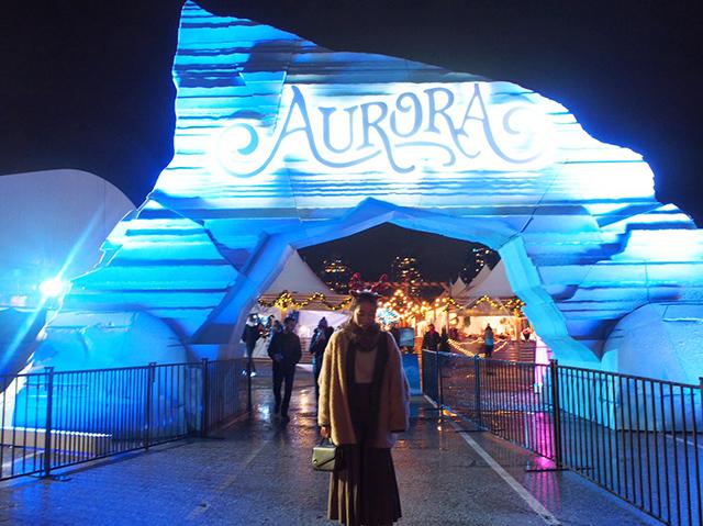 オーロラ ウィンター フェスティバル