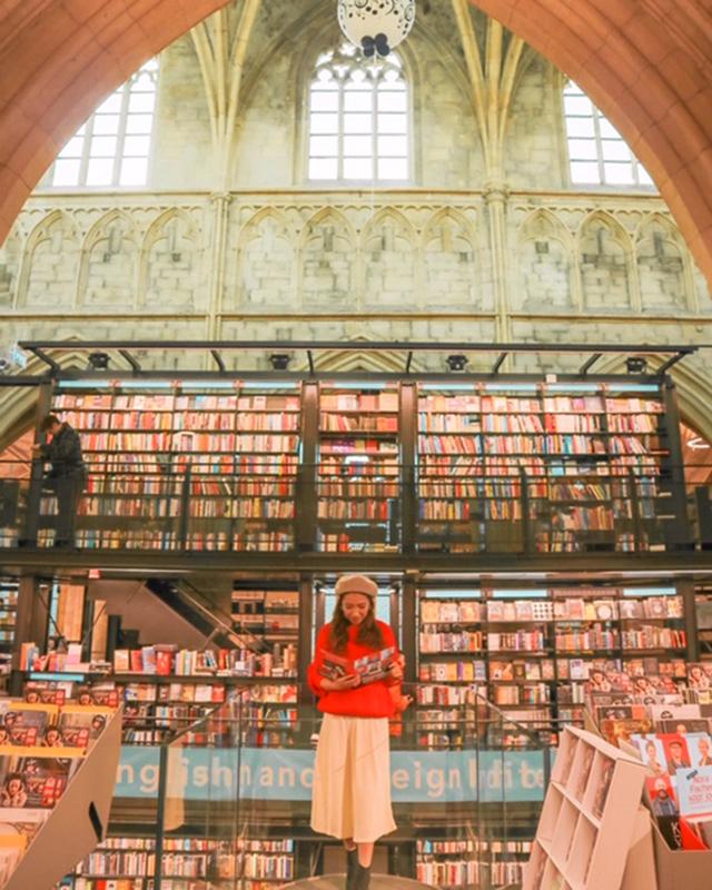 ドミニカネン 世界一美しい本屋