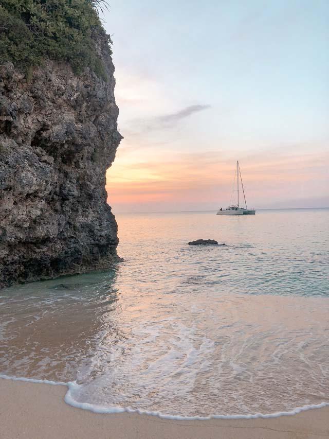 砂山ビーチ