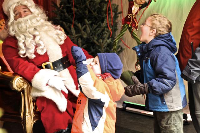 トロントクリスマスマーケット