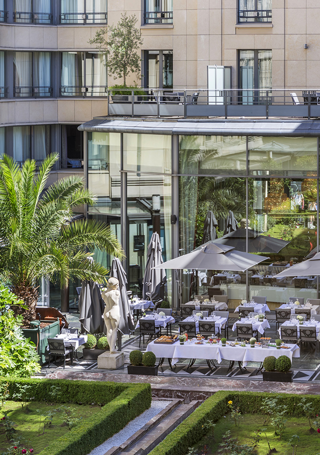 ホテル デュ コレクショヌール
